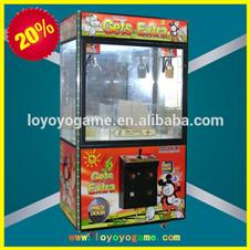 Put Us Together vending claw crane-coin operated game machine 42'Double Claw Crane Mechine