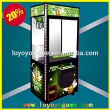 Crane claw machine ,prize game machine,prize crane game machine