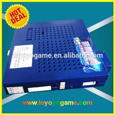 -Game Elf 485 In 1 Game PCB - Can Work With CGA & VGA - Horizontal Games- Arcade Game Pcb