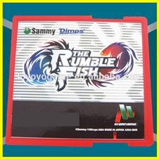 game PCB board The Rumble Fish 2 New