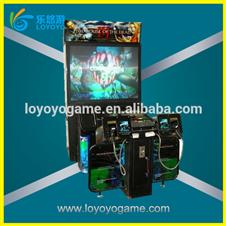 shooting gun machine shooting simulator machine arcade shooting simulator game machine (LESG-50)