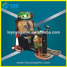 shooting gun machine / simulator machine