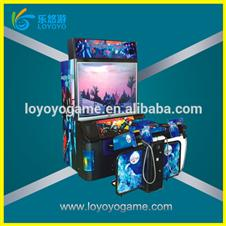 shooting gun machine shooting simulator machine arcade shooting simulator game machine (LESG-80)