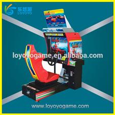 simulator machine driving games game machine Out Run(LEDR-04)
